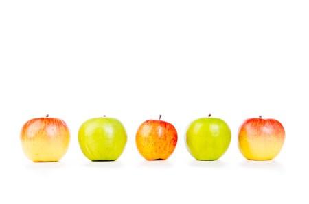 Küchenrückwand Äpfel