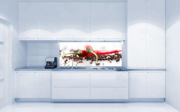 Spritzschutz peperoni auf pfeffer ab 90 x 40 auf acrylglas for Spritzschutz acrylglas